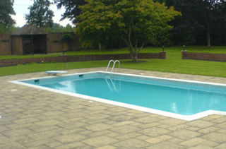 Swimming Pool Construction Haslemere